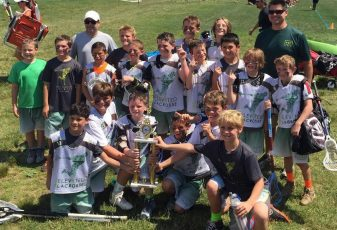 Elevated Lacrosse wins the 2024B title at the Victory Events Boys Summer Slam