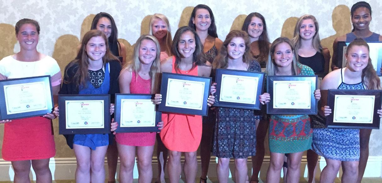 PASLA Academic All-Americans