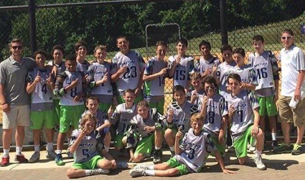 SweetLax 2021 champions