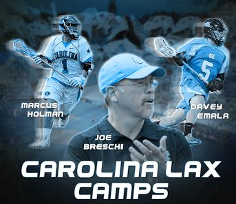 carolina lax camps