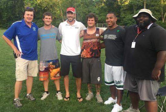 Coaches Ebe Helm (Dukes), Danny Larkin (Wasatch), Adam Eddinger (Wasatch), Ricky Larkin, Desi Gonzalez, Jason Christmas