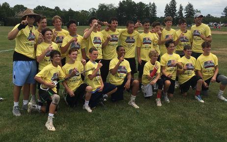 Duke's LC 2021 champions