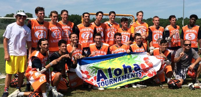 MN Tigers win Aloha