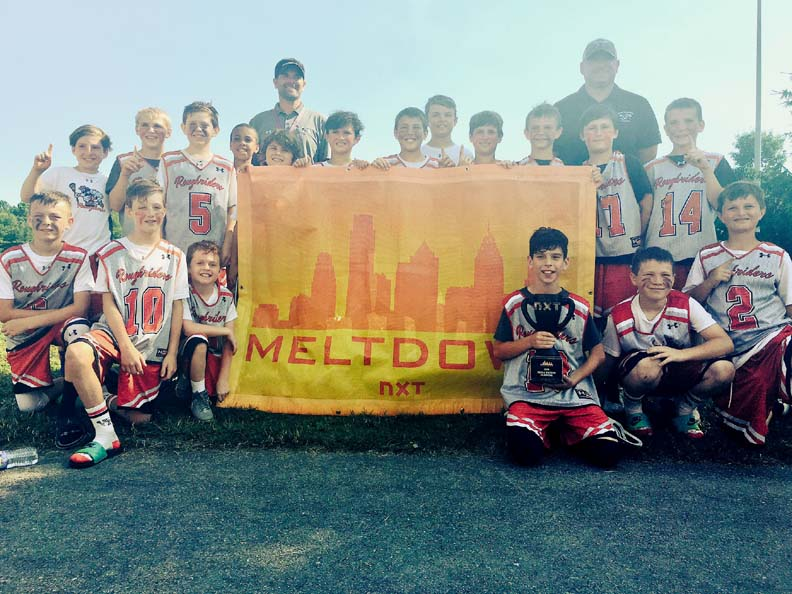 PA Roughriders 2024 win NXT Meltdown title