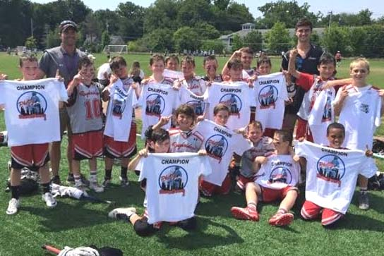PA Roughriders win Mesa Fresh Philly Showdown