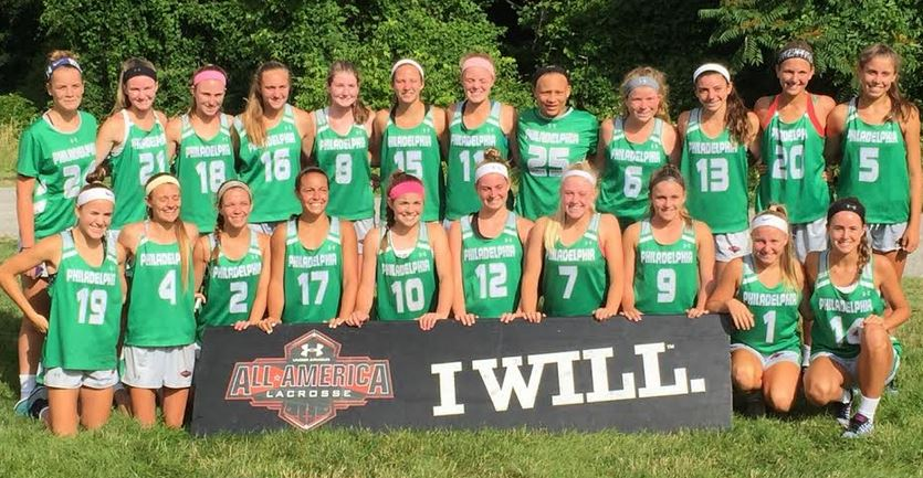 Philly Command team places second in Under Armour Tournament