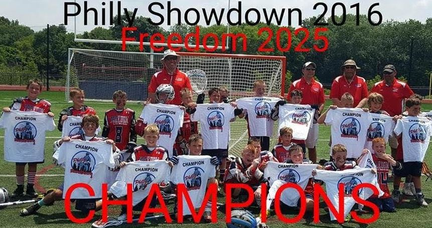 Philly Freedom wins 2025 title at Philly Showdown
