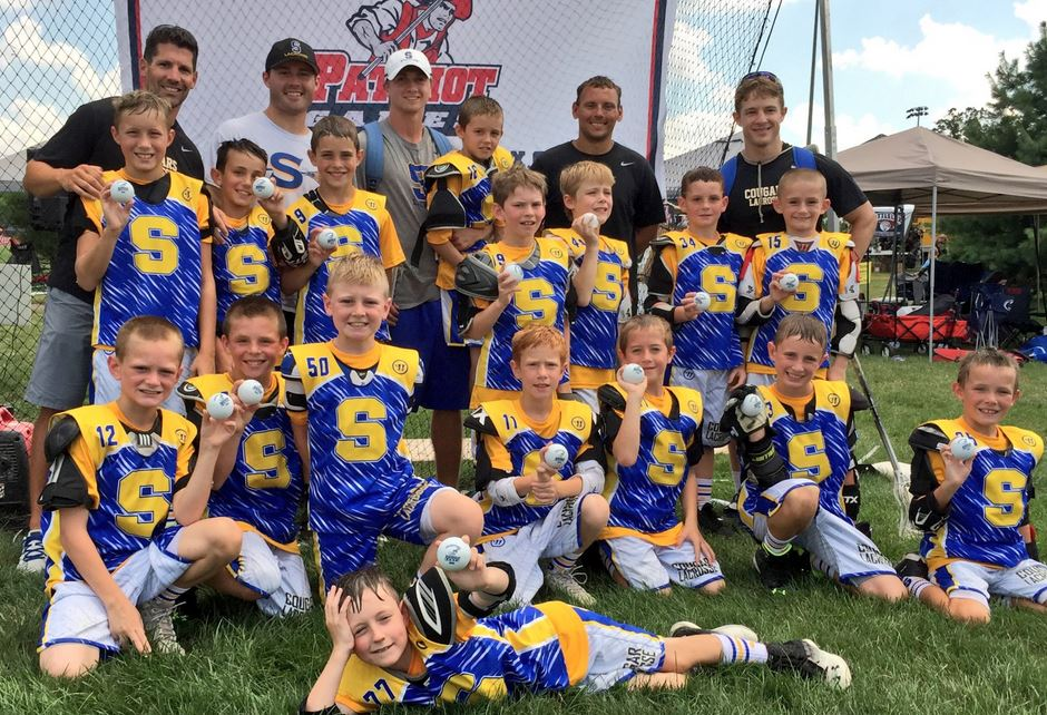 Springfield Cougars Lacrosse wins 2025 title at the Patriot Games