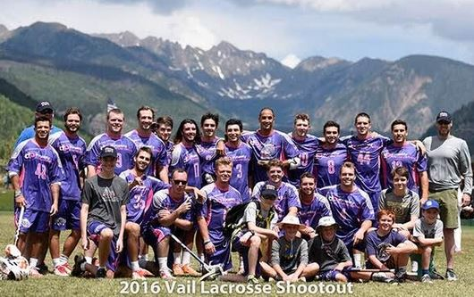 Lacrossewear/Dynasty wins its third straight Vail Lacrosse Men's Elite title with three Philly products playing key roles