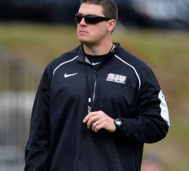 St. Joe's coach Taylor Wray