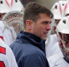Penn coach Mike Murphy