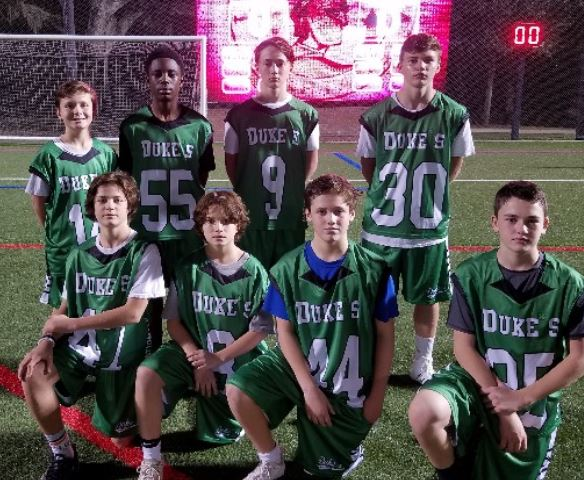 Duke's U13 will rely on a solid defense in its hopes of competing for a Dick's Sporting Goods TOC title
