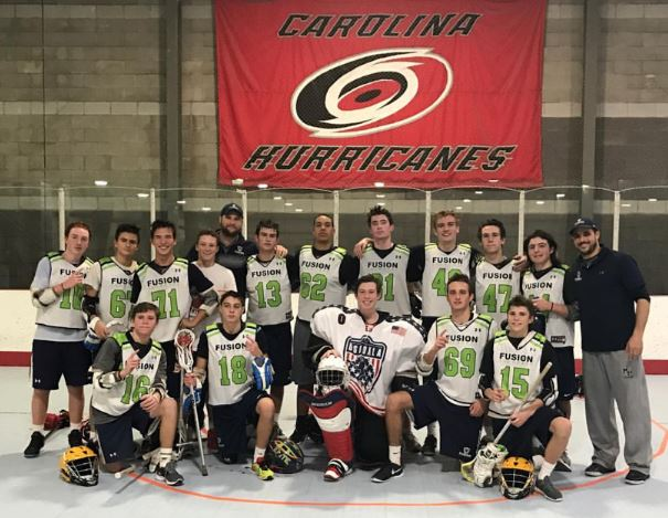 Fusion won the HS A title in a USBOXLA tourney at Bucktown