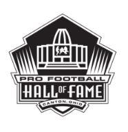 Pro Football Hall Of Fame Logo